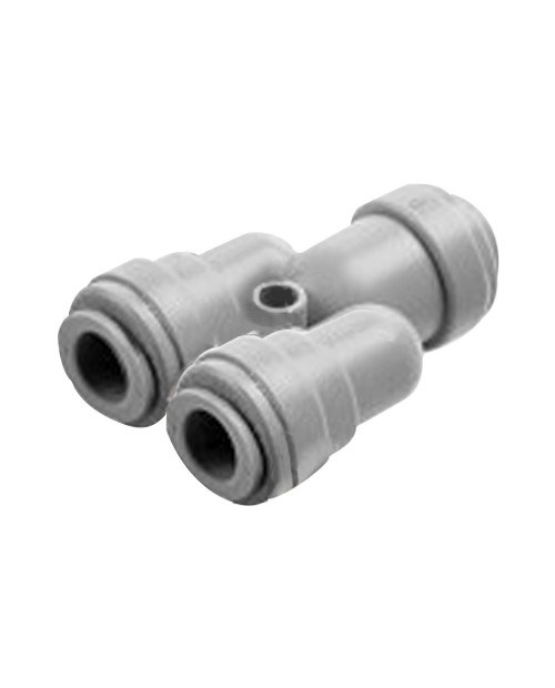 Quick connector intermediate Y 3/8