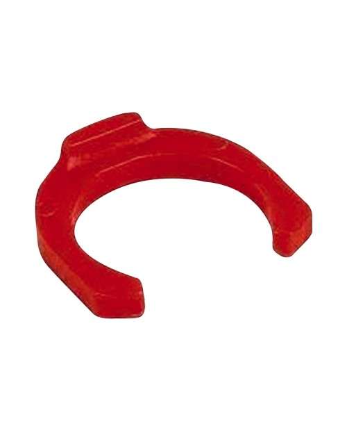 Hose clip tube 3/8 - 10-piece pack