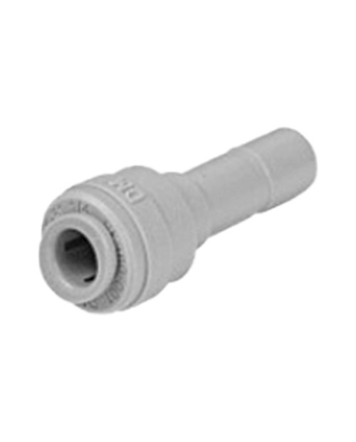Quick connector pipe reducer 5/16 lug 3/8