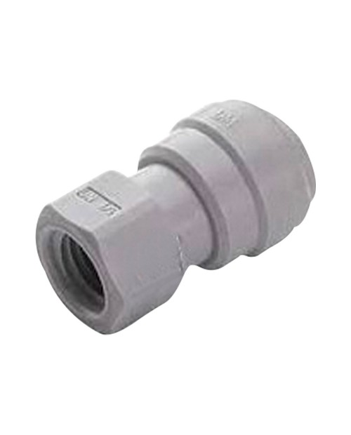 Quick connector female straight pipe terminal UN 1/2-16