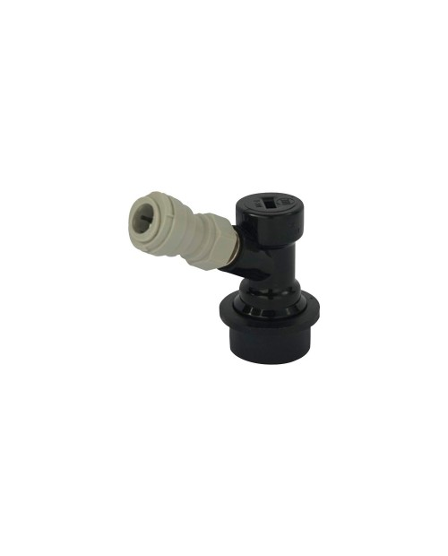 Jolly head for product with quick connector