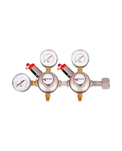 2-way micromatic pressure reducer