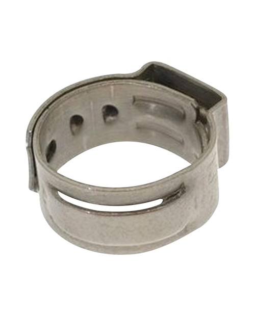 Hose clamp antiwrinkle 13.3mm