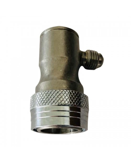 Jolly gas connection (stainless steel 316)